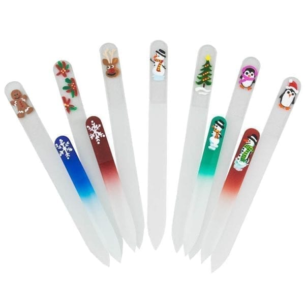 Seasonal Nail Files