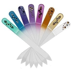 Rhinestone Nail Files